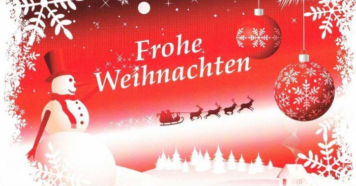Frohe Weihnachten und einen guten Rutsch ins neue Jahr 2018 | tomtaz01
